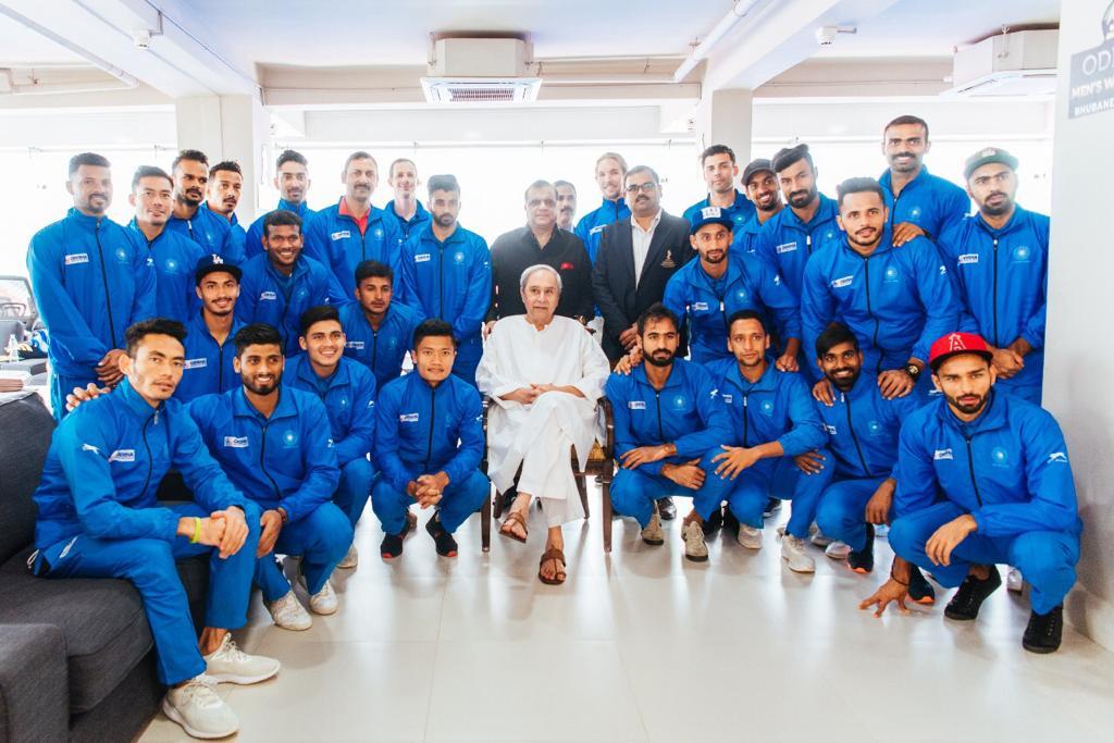 Odisha CM Congratulates India's Hockey Team On Reaching Semi-Final; Expresses Love For Hockey