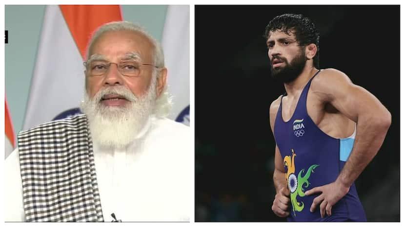 Tokyo Olympics: Ravi Dahiya Wins Silver Medal In Men's Freestyle Wrestling, PM Heaps Praises
