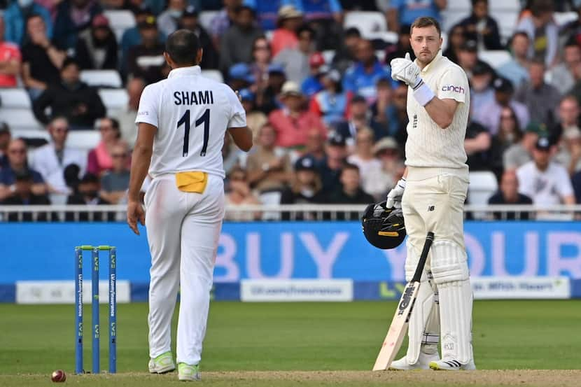 IND Vs ENG: Did Indian Players Block Robinson's Path? Shocking Claims Made In This Report