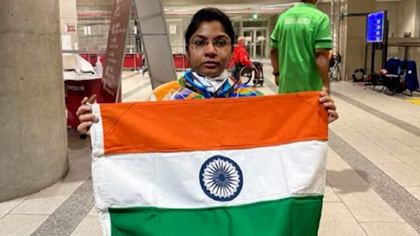 Bhavina Patel's village in Gujarat celebrates her Silver win | Tokyo Paralympics
