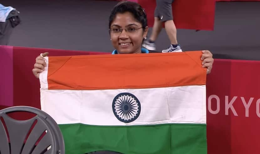 'Silver Girl Has Given A Gift To Nation': Here's How Twitter Reacted To Bhavina Patel's Medal