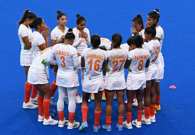 Bad news for India at Tokyo Olympics, Women's hockey team loses against Argentina in Semi-finals