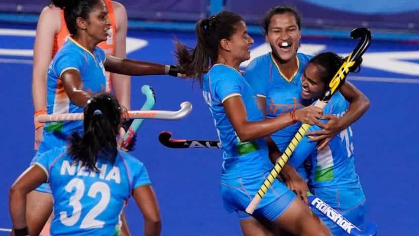 Tokyo Olympics: Indian women's hockey team marches in semis splendidly