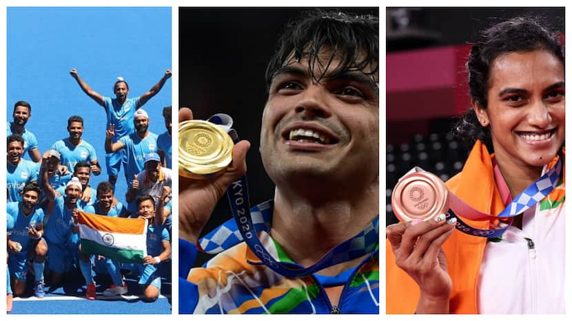 India Medal Tally, Tokyo 2020: With 7 Medals, This Is India's Best Olympic Performance |Summary