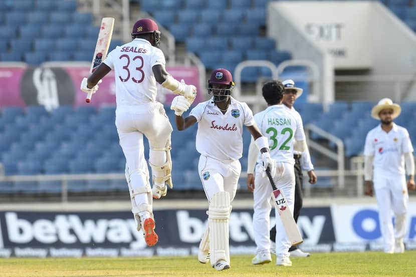 Who Says Test Cricket Is Boring? WI Vs PAK Match Defy All Perceptions Of Tests In Modern Era