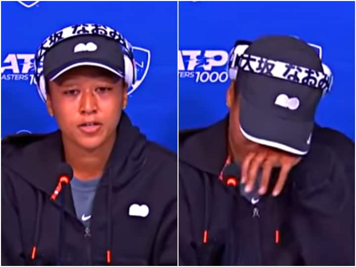 Teary-Eyed Naomi Osaka Steps Out Of Presser Following 'Appalling Question' - Watch Video