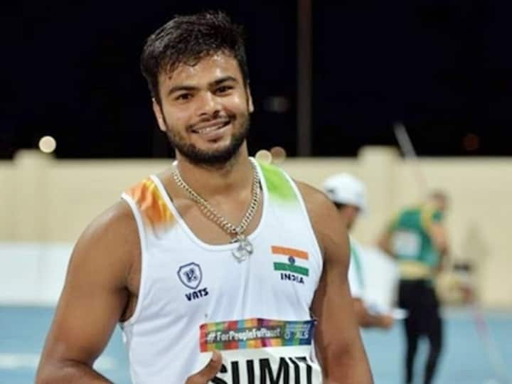 Tokyo Paralympics: Sumit Antil Wins Gold Medal In Javelin Throw Event