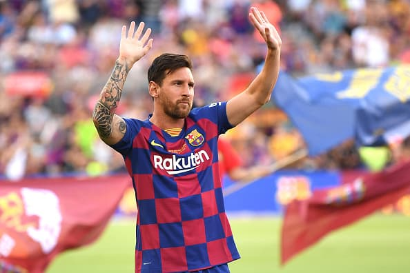 BREAKING | Lionel Messi Leaves FC Barcelona After 18 Years: OFFICIAL