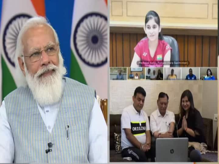 Tokyo Paralympics 2020: PM Modi Lauds 19-Year-Old Para-Shuttler Palak Kohli