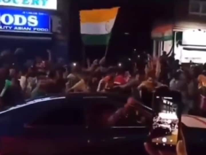 Overjoyed Indian Fans Groove To 'Saat Samundar' Post India's Historic Triumph At Lord's - Watch