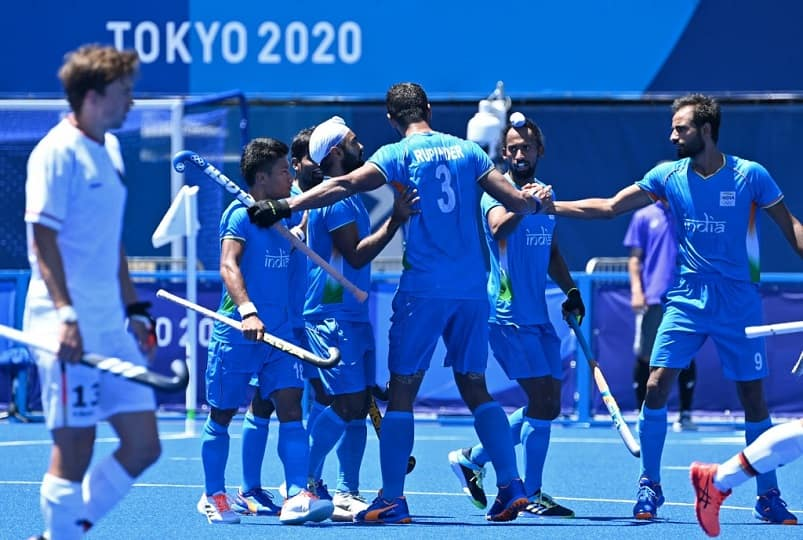 Tokyo Olympics: Indian Hockey Team Bring Medal Home After 41 Yrs, Beat Germany 5-4 For Bronze