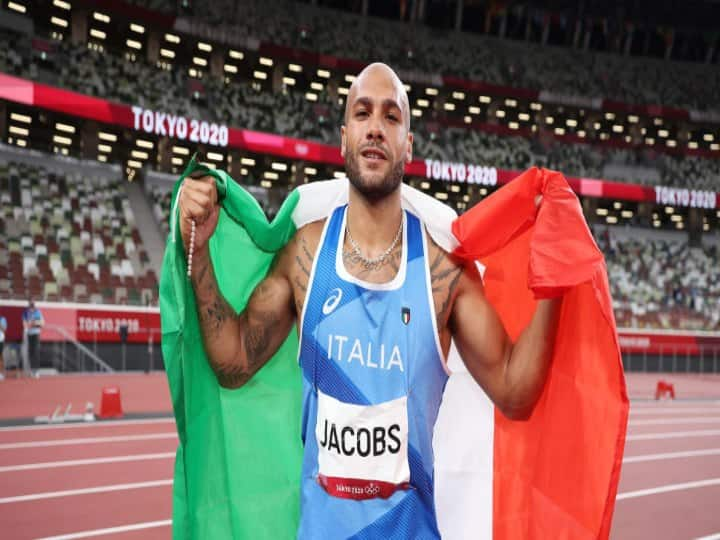 Tokyo Olympics 2020: All About Italy's Lemont Marcell Jacobs, The Man Who Broke Bolt's Record