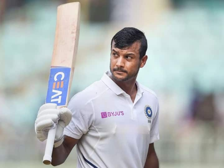 IND vs ENG: Mayank Agarwal Ruled Out Of First Test Against England After Hit On Head