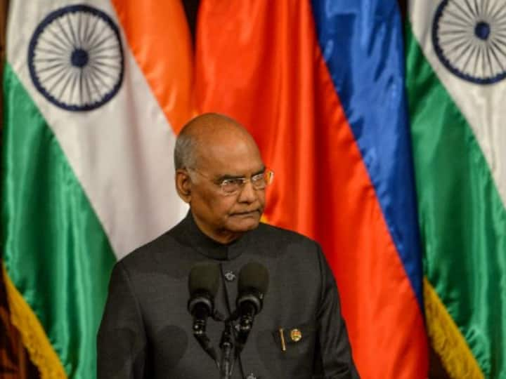 President Kovind Invites Indian Contingent Of Tokyo Olympics For  'High Tea' On Aug 14