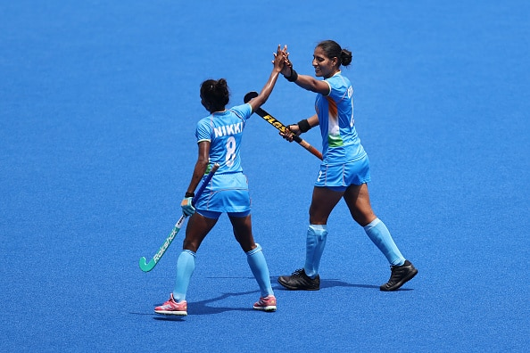 India vs Argentina, Women's Hockey LIVE: Indian Eves Aiming For Silver Against Argentina
