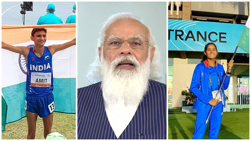 World Athletics U20: 'Great Signs' For India, PM Modi Congratulates 3 Medal Winners