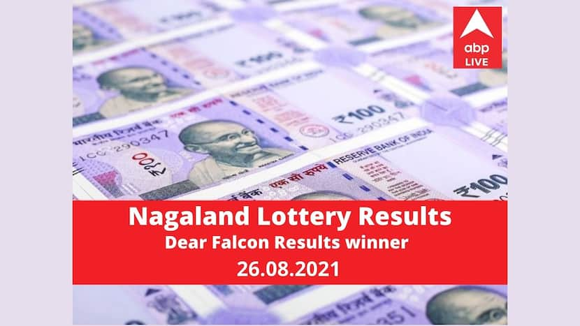 Nagaland State lottery Dear Falcon Result today