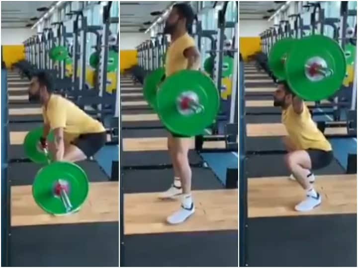 Virat Kohli Shares Weightlifting Video Ahead Of Ind vs Eng 2nd Test - Watch Video