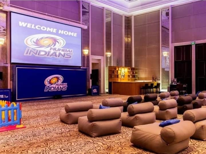 IPL 2021: Mumbai Indians Give Virtual Tour Of Their New Team Room For Fans On Twitter