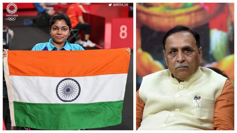 Tokyo Paralympics: Gujarat Government Announce Reward Of 3 Crore Rupees For Bhavina Patel