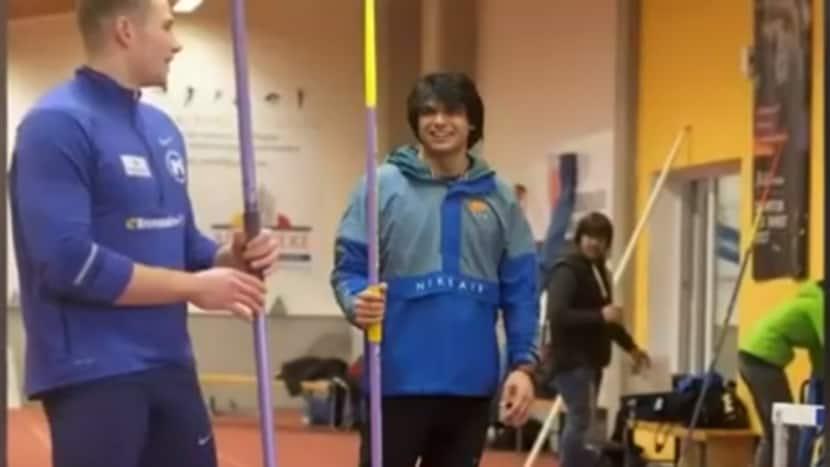 Exclusive: Gold medalist Neeraj Chopra's inspirational story | Tokyo Olympics | Master Stroke