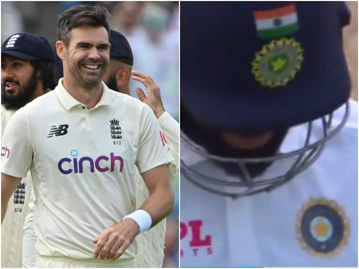 Wrecker-In-Chief James Anderson Departs Virat Kohli For 7th Time In Tests - Watch Video