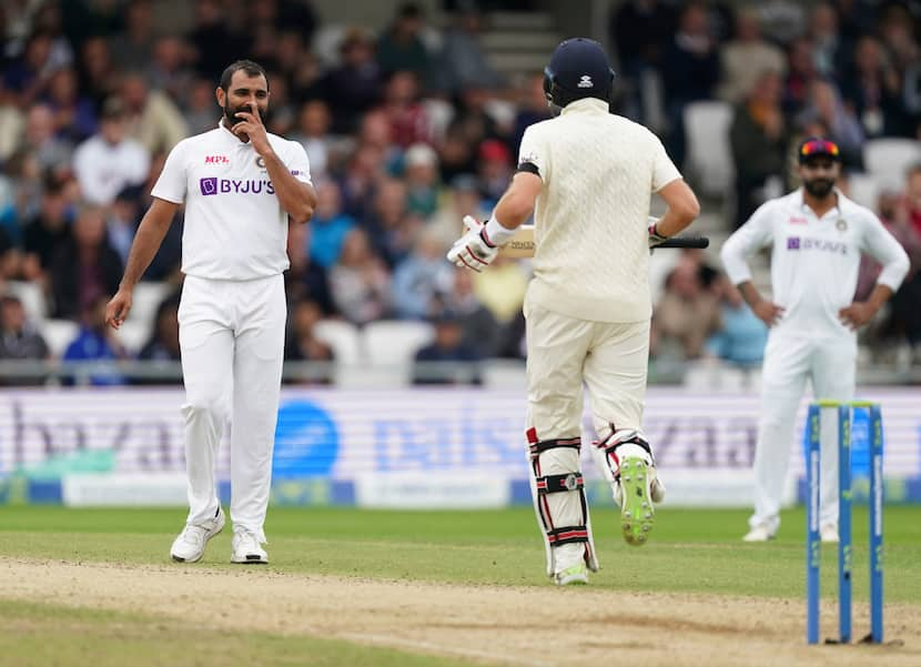 'Lot Of Time Left In Series': Mohammed Shami Confident Despite A Dismal Show   Day 2 In PICS