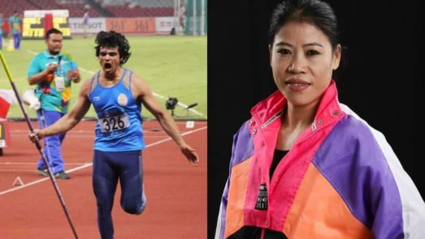 I don't have words to express happiness over Neeraj Chopra's win: Mary Kom