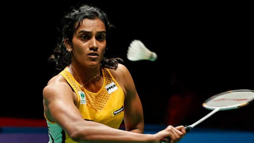 PV Sindhu returns India, receives grand welcome at airport   Tokyo Olympics