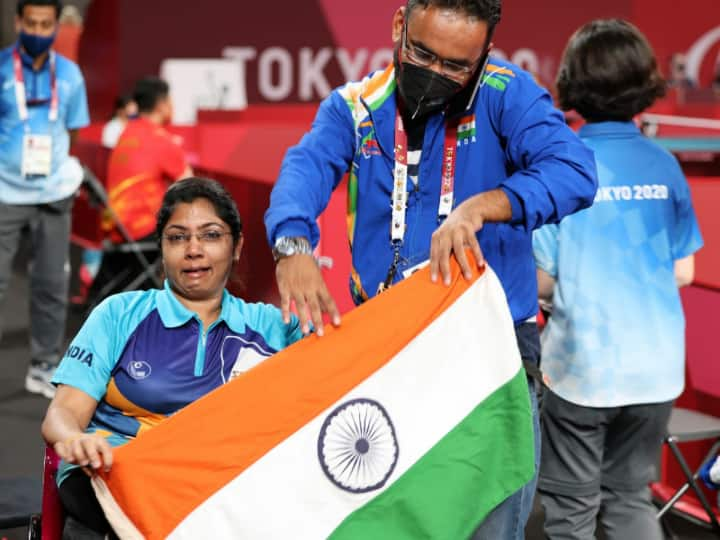 Tokyo Paralympics: Paddler Bhavina Beats World No 2 Rankovic To Secure 1st Medal For India