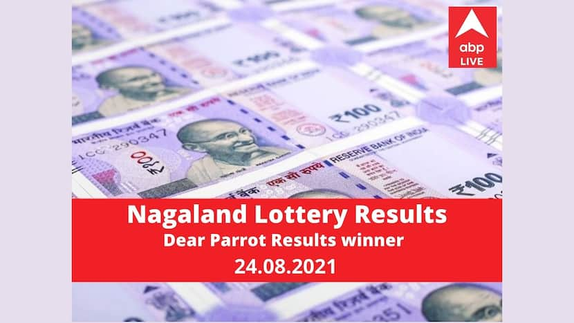Nagaland State lottery Dear Parrot Result today:
