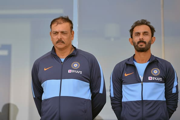 Batting Coach Vikram Rathour Leads The Race To Become Team India's Next Coach