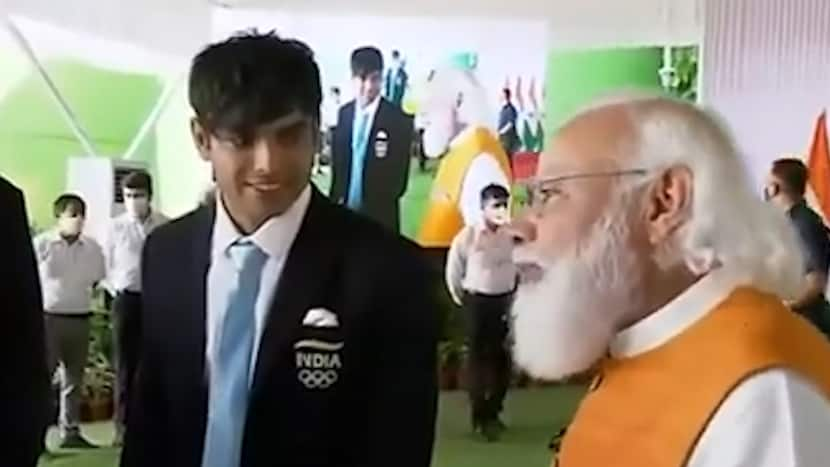 When PM Modi praised Indian Athletes who participated in Tokyo Olympics   Jeetega India   18 August 2021