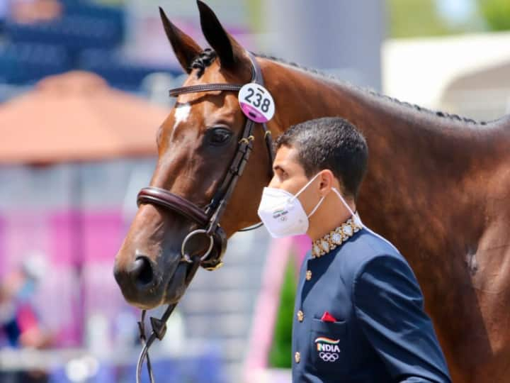 Olympics: Equestrian Fouaad Mirza And Seigneur Medicott Qualify For Jumping Individual Finals