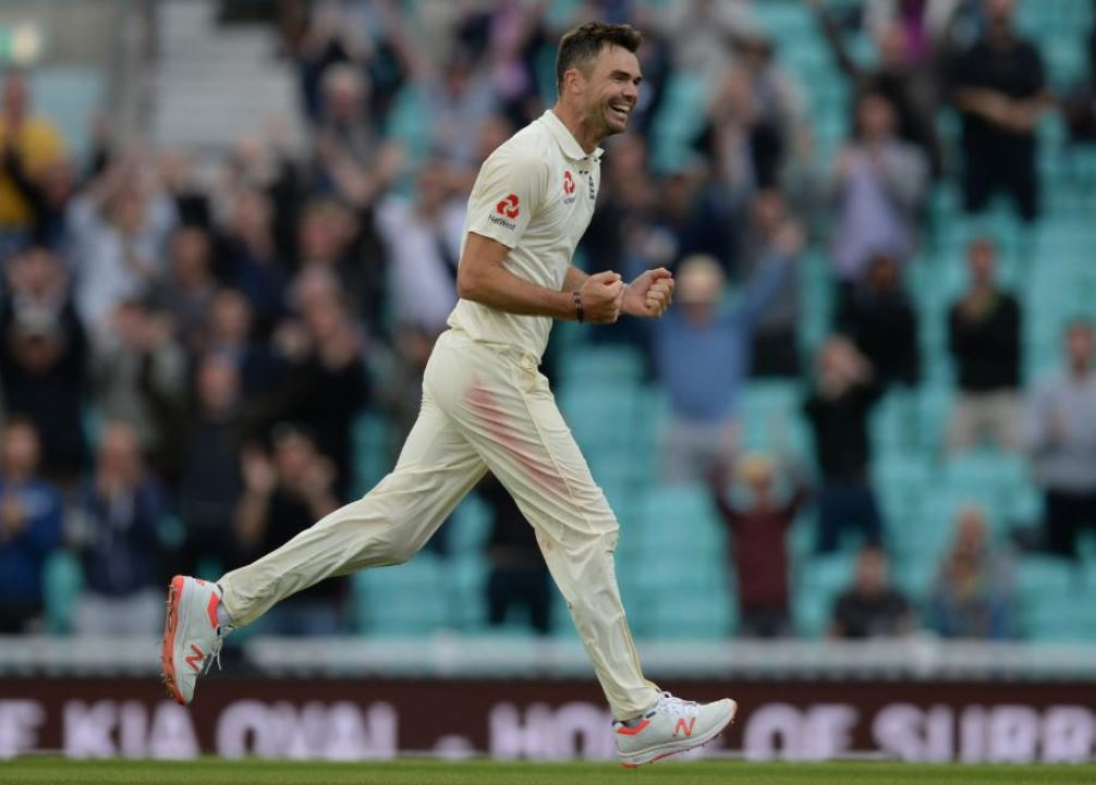 James Anderson Becomes First Fast Bowler In The World To Bowl More Than 35,000 Balls In Tests