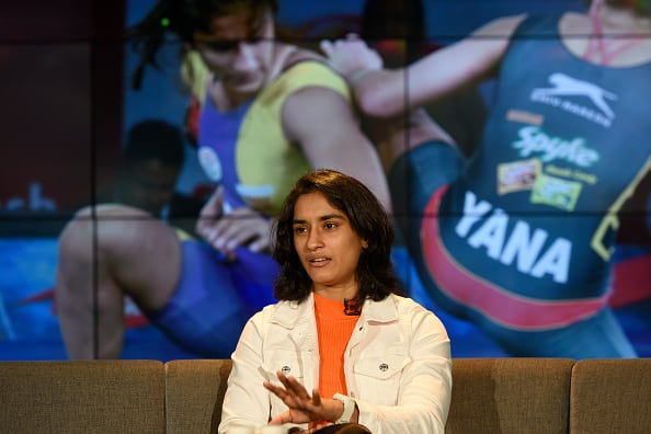 'Support; But Don't Tell Me What To Do': Vinesh Phogat Opens Up After 'Misbehaviour' Allegation