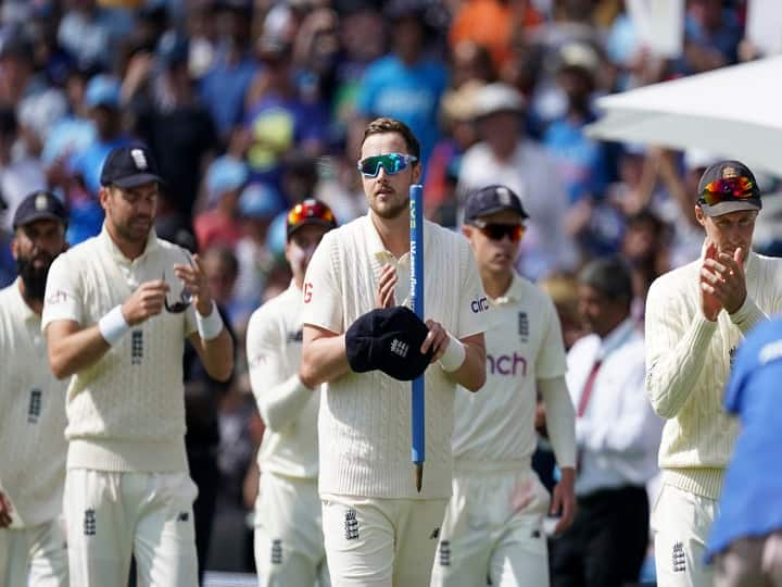 Ind Vs Eng: Robinson Blows Away India As England Win By Innings And 76 Runs To Level Series 1-1