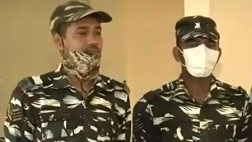 Tokyo Olympics: J&K CRPF personnel wish gold for Indian men's and women's hockey teams