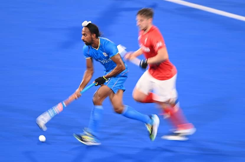 India's Other Hardik: Watch This Superb Individual Goal By Hockey Mid-Fielder Vs GBR In Tokyo