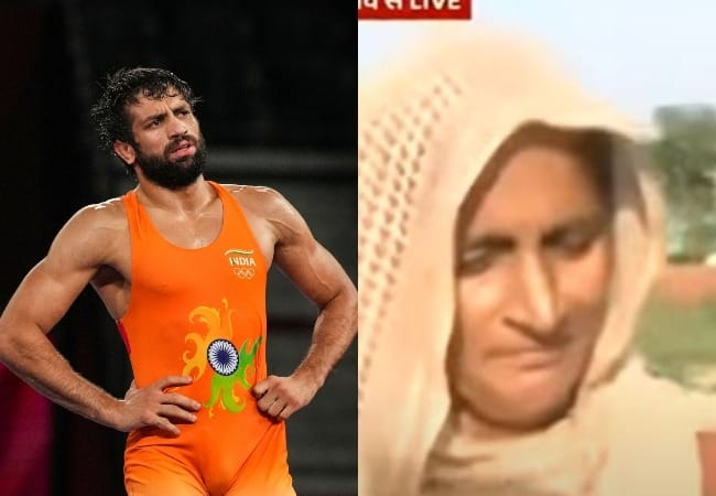 EXCLUSIVE |'Next Time Bring Gold': Ravi Dahiya's Mother After Her Son Won Silver Medal At Tokyo