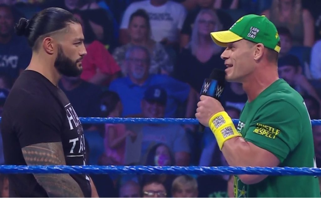 Summerslam: When To Watch Roman Reigns Vs John Cena For WWE Universal Championship? | Preview