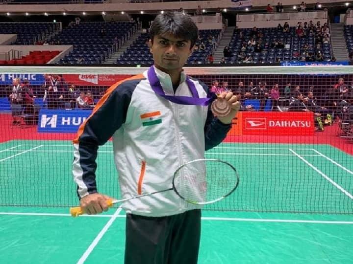Noida DM Suhas L Yathiraj To Represent India At The Tokyo Paralympics