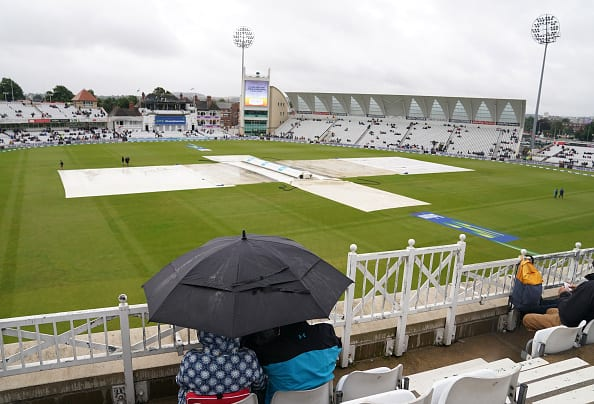 IND Vs ENG: Disappointing! Rain Plays Spoil Sport As 1st Test Draws Due To Constant Downpour