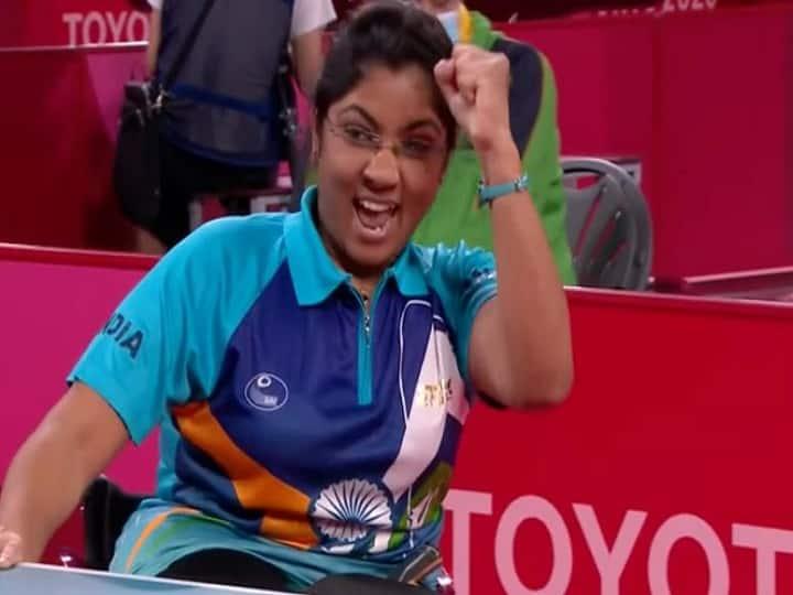 Tokyo Paralympics: Bhavina Patel Creates History, Progresses To Quarter Finals In Table Tennis