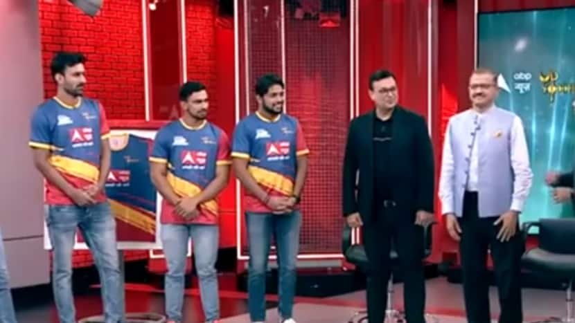 It's time for Kabaddi now, here's the new jersey of UP Yodha | VIVO Pro Kabaddi