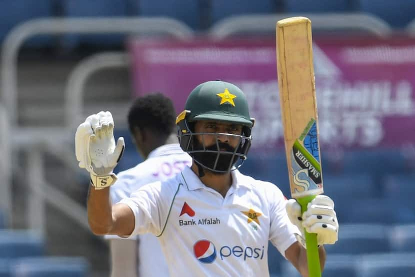 Pakistan's Fawad Alam Becomes The Fastest Asian To Score 5 Centuries In Test Matches