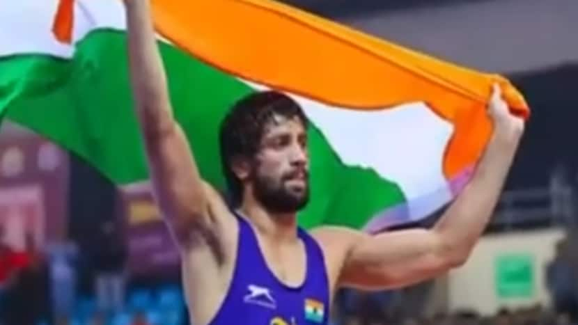 Nation celebrates wrestler Ravi Dahiya's win in semi-finals, hoping for Gold now   Tokyo Olympics