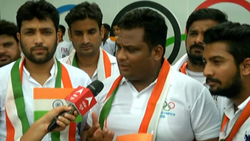 Must Watch: Delhi man recites powerful poem for Indian hockey men's team