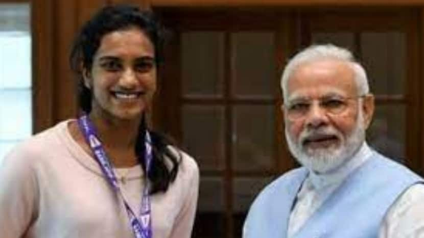 PM Modi congratulates PV Sindhu for her historic win in Tokyo Olympics, Tweets, 'She is India's Pride'