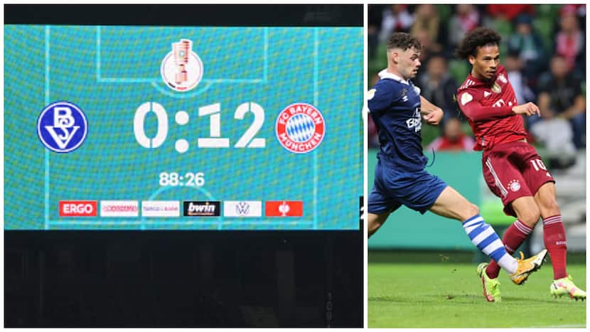 Bayern Munich Run Riot Against Bremer SV, Score 12 Goals In DFB Pokal - Watch All Goals
